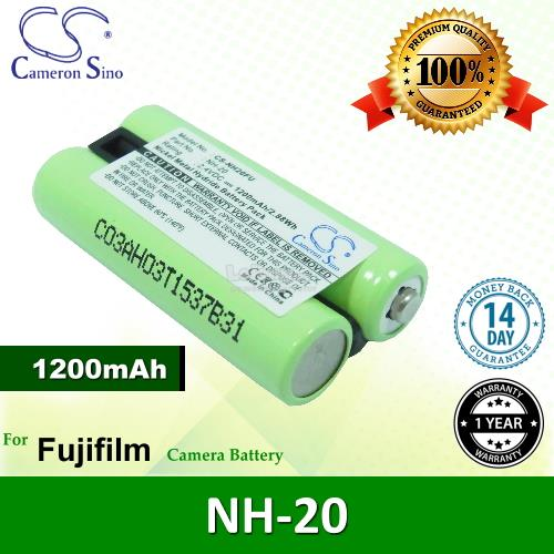 Original CS NH20FU Fujifilm NH-20 Camera Battery