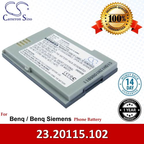 Original CS Phone Battery BQ50SL Benq P50 Benq Siemens P50 Battery