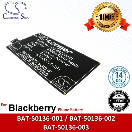 Original CS Phone Battery BRZ300XL Blackberry Z20 Leap STR100-2