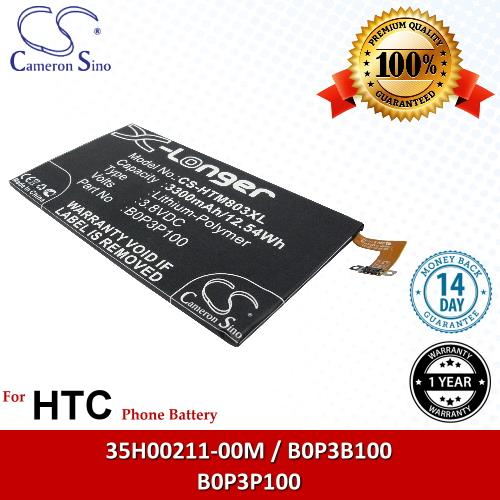 Original CS Phone Battery HTM803XL HTC One Max LTE 803s One Max 809d