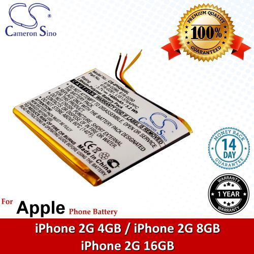 Original CS Phone Battery IPH290SL Apple 616-0290 616-0291 Battery