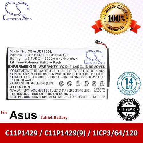 Original CS Tablet Battery AUC710SL Asus ZenPad C 7 0 P01Z Battery