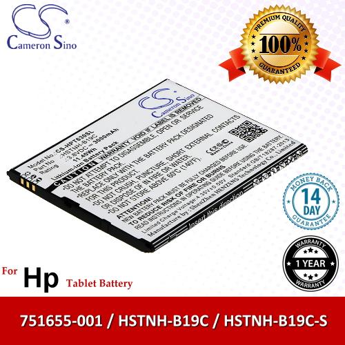 Original CS Tablet Battery HPT630SL HP Pomegranate Battery