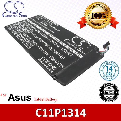 Original CS Tablet Battery Model AUM102SL Asus C11P1314 Battery