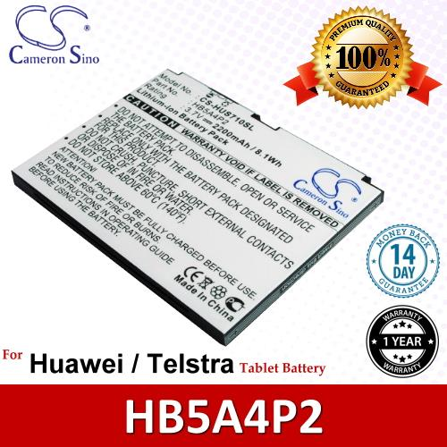 Original CS Tablet Battery Model HUS710SL Huawei HB5A4P2 Battery