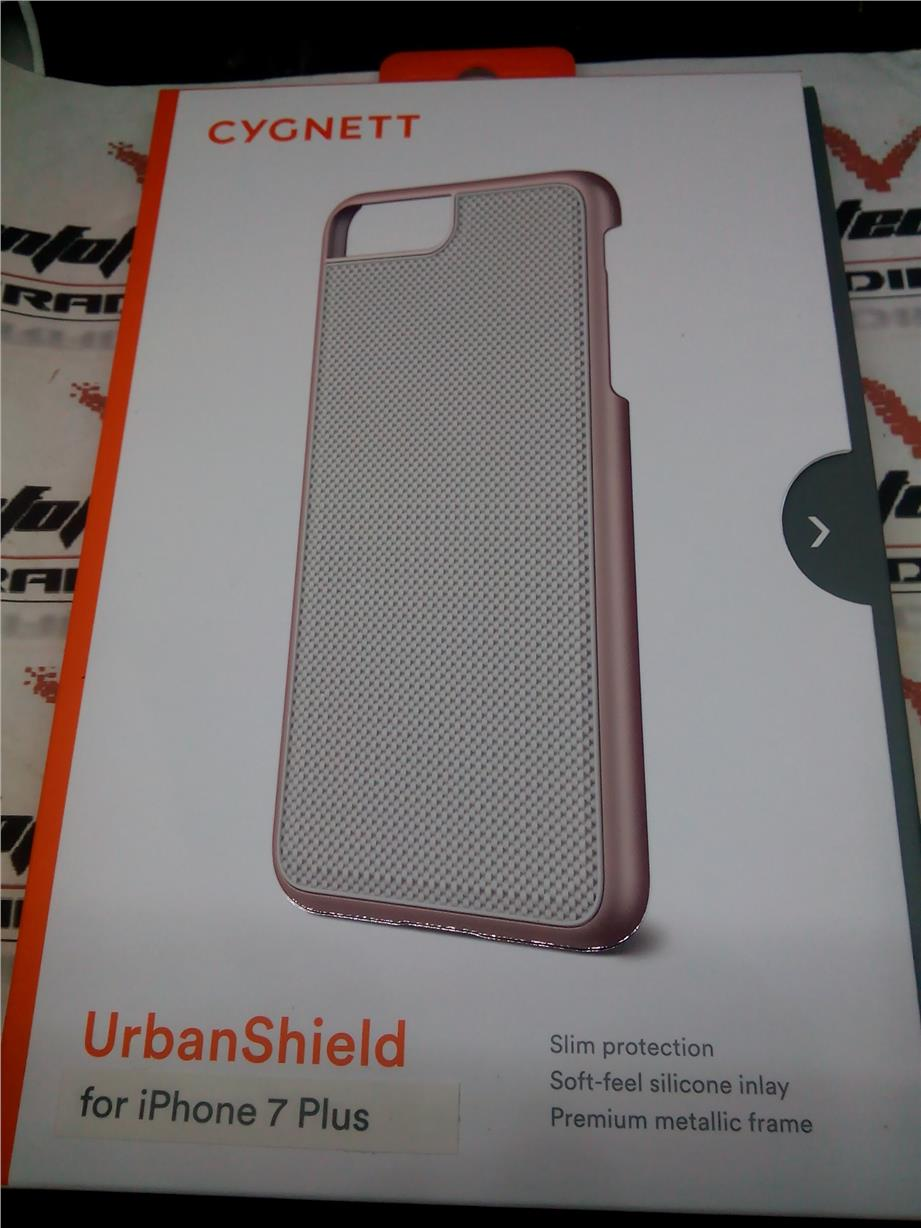 ORIGINAL CYGNETT URBAN SHIELD FOR APPLE IPHONE 7 PLUS 8 PLUS