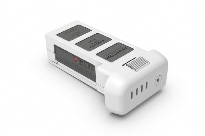 ORIGINAL | DJI Phantom 3 Advanced Intelligent Flight Battery 4480mAh