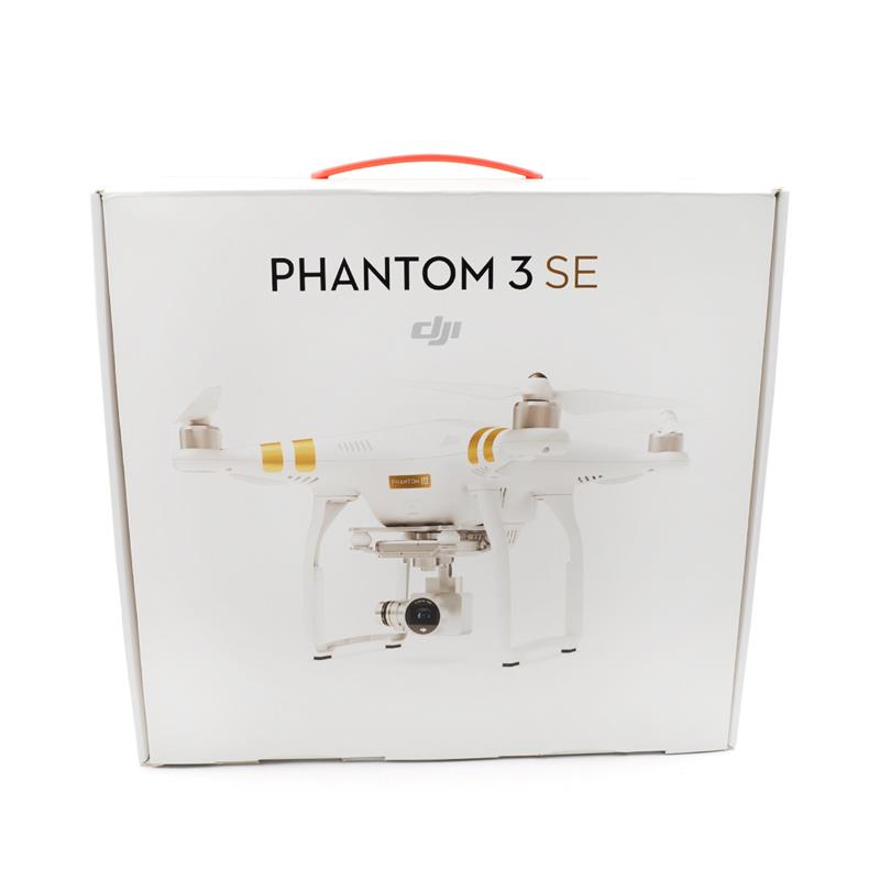 Original DJI Phantom 3 SE 4K Camera Drone -sealed set 1 year warranty