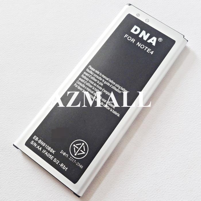 ORIGINAL DNA Battery EB-BN910BBE Samsung Galaxy Note 4 /N910C ~3220mAh