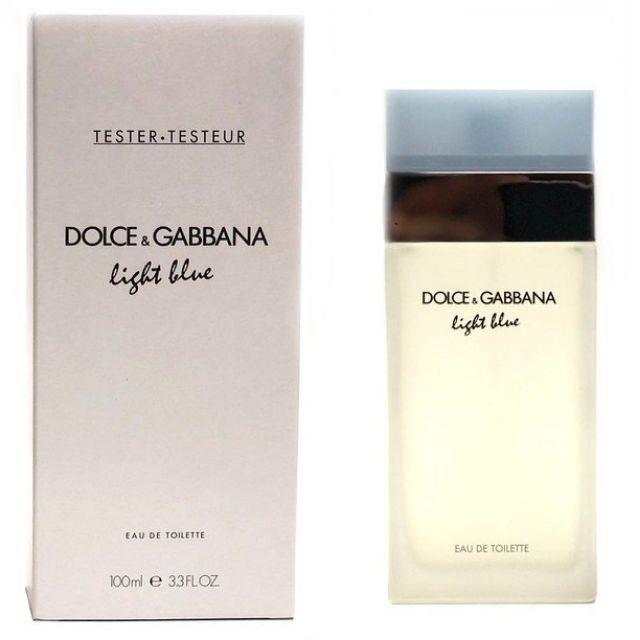 730895db0531 ORIGINAL Dolce   Gabbana Light Blue E (end 7 3 2020 5 15 PM)