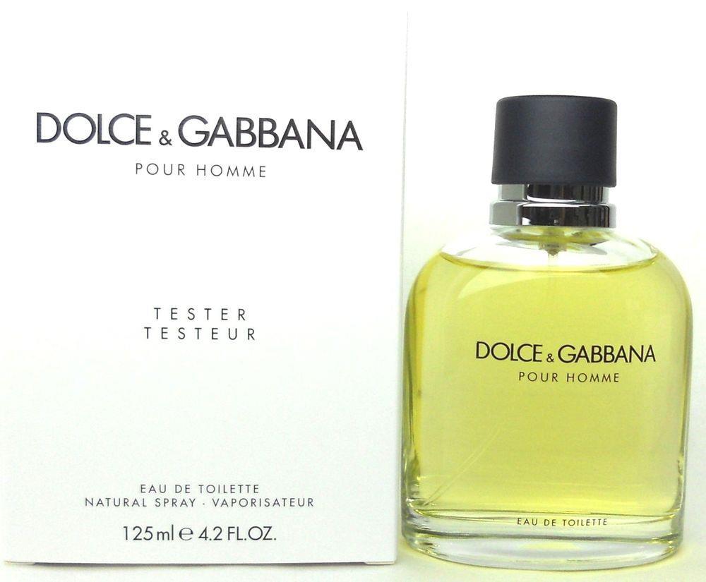 4214825ad4 ORIGINAL Dolce & Gabbana Pour Homme EDT 125ML Tester Perfume. ‹ ›
