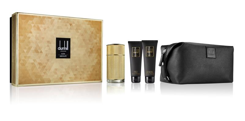 ORIGINAL Dunhill Icon Absolute EDP 100ML Perfume Gift Set