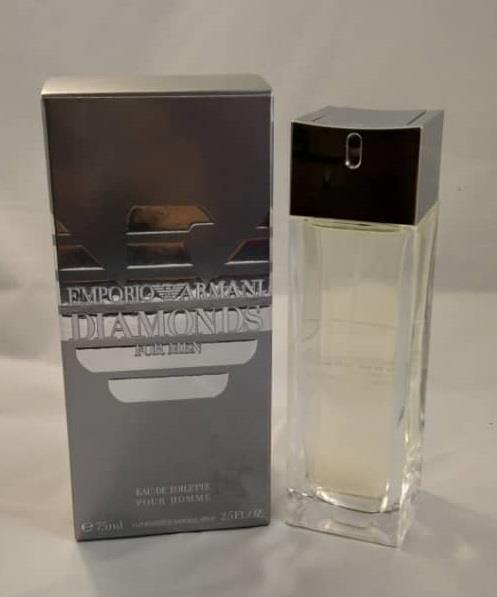e2a6dd688fef3 ORIGINAL Emporio Armani Diamonds For Men 75ml EDT Tester Perfume. ‹ ›