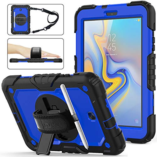 - Original Galaxy Tab A 8.0 Case 2018 (Model SM-T387), (NOT FIT Other Galaxy 8