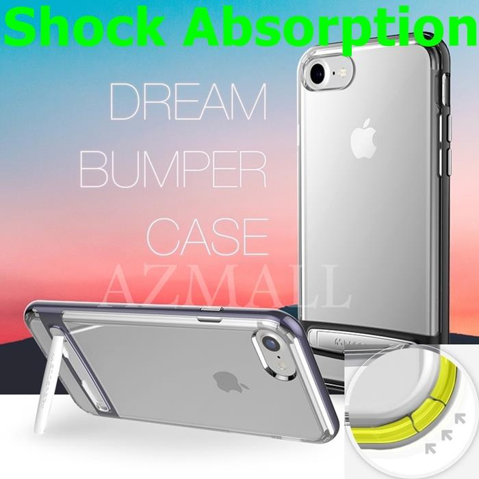 ORIGINAL GOOSPERY Dream Stand Bumper Case for Apple iPhone 8 7 (4.7')