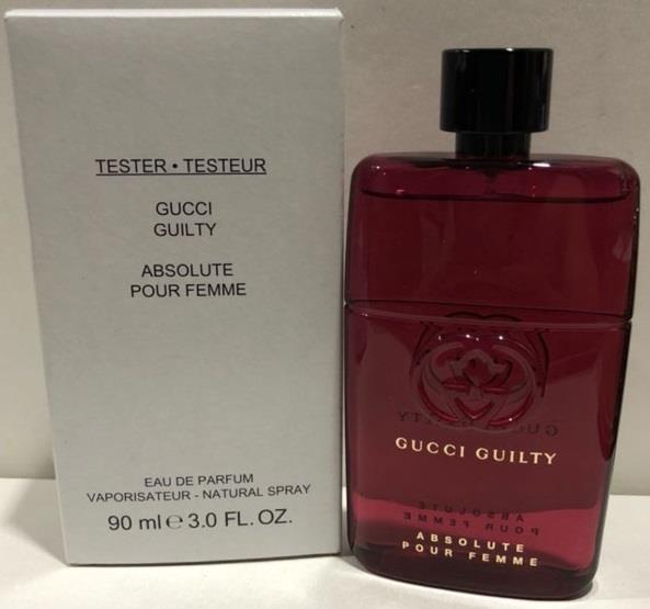 ORIGINAL Gucci Guilty Absolute Pour (end 7 28 2019 10 15 PM) fc4e9cedf22