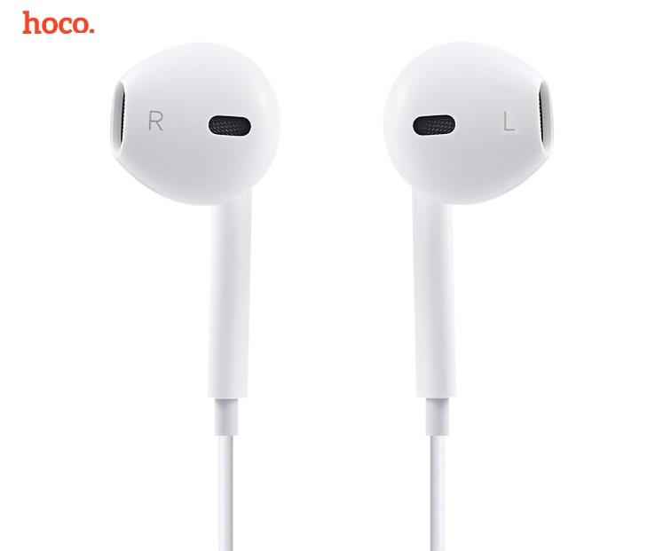 1093b3db4b3 Original Hoco M1 stereo Earphone For Apple iPhone iPad iPod EarBuds. ‹ ›