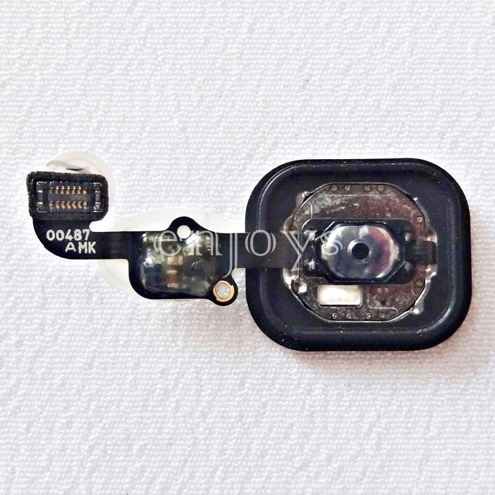 ORIGINAL Home Button Flex Cable Ribbon Apple iPhone 6S Plus 5.5 ~BLACK