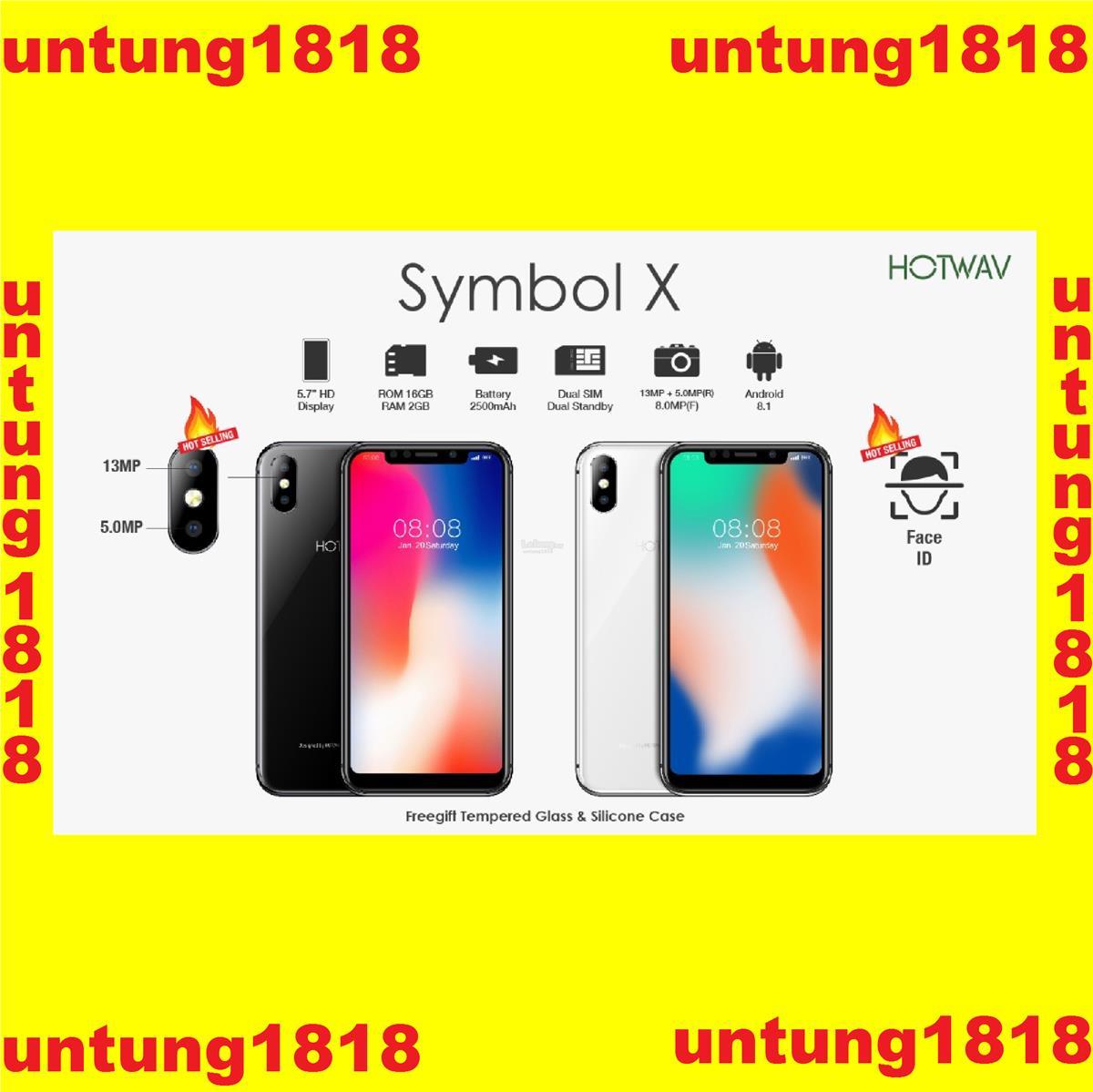ORIGINAL_HOTWAV Symbol X 5 7 inch Android Smartphone