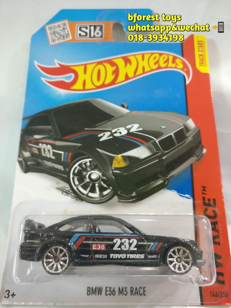 Original Hotwheels Bmw E36 M3 Race 1 End 2 25 2019 4 33 Pm