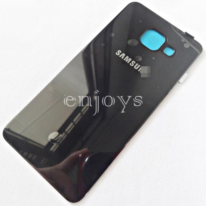 ORIGINAL HOUSING Battery Cover Samsung Galaxy A3 (2016) /A310F ~BLACK