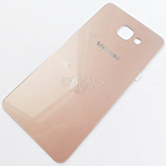 ORIGINAL HOUSING Battery Cover Samsung Galaxy A7 (2016) /A710F ~PINK