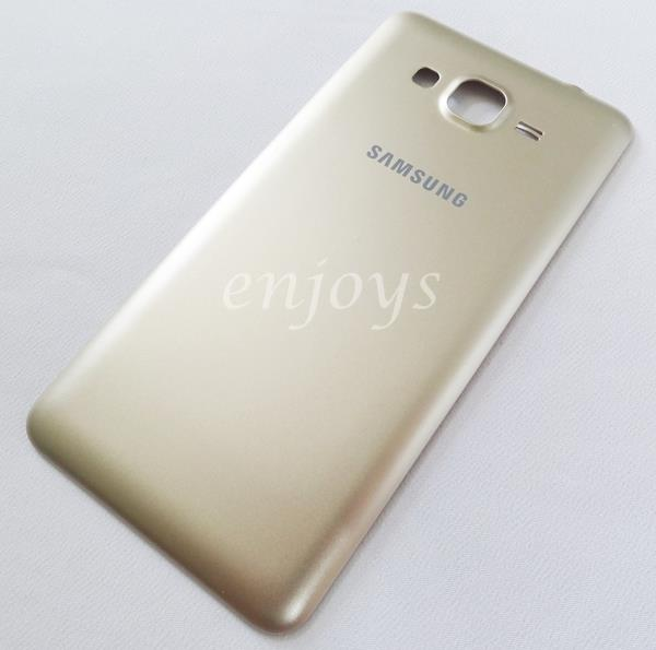 ORIGINAL HOUSING Battery Cover Samsung Galaxy Grand Prime G530H ~GOLD