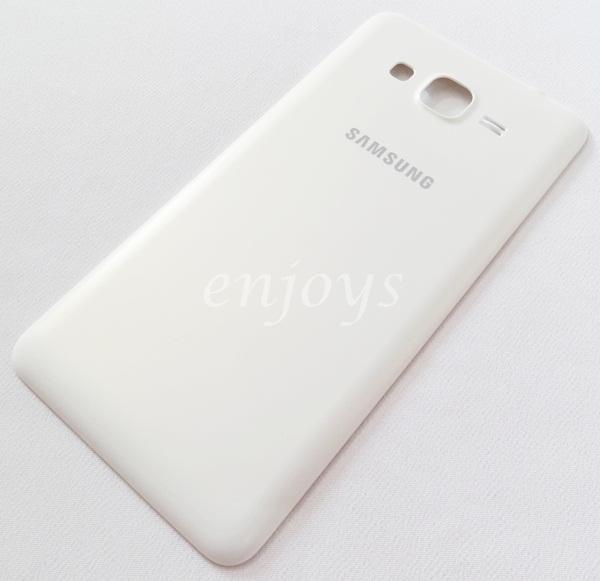 new style 1ebae f71c1 ORIGINAL HOUSING Battery Cover Samsung Galaxy Grand Prime G530H ~WHITE