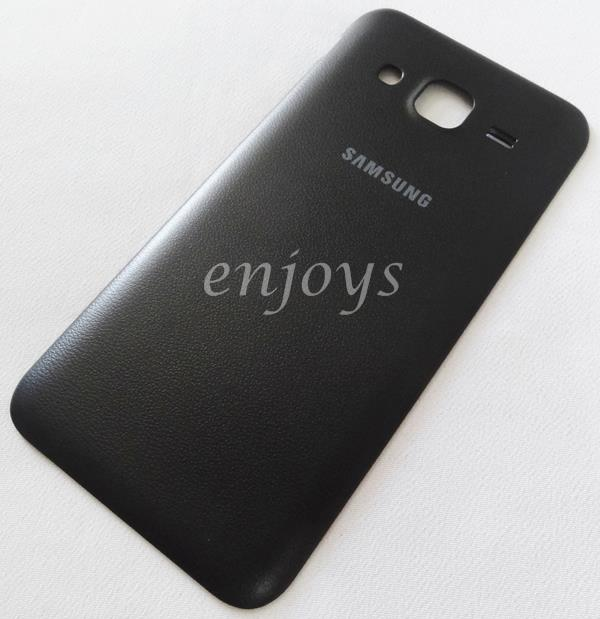 ORIGINAL HOUSING Back Battery Cover Samsung Galaxy J2 /J200F ~BLACK