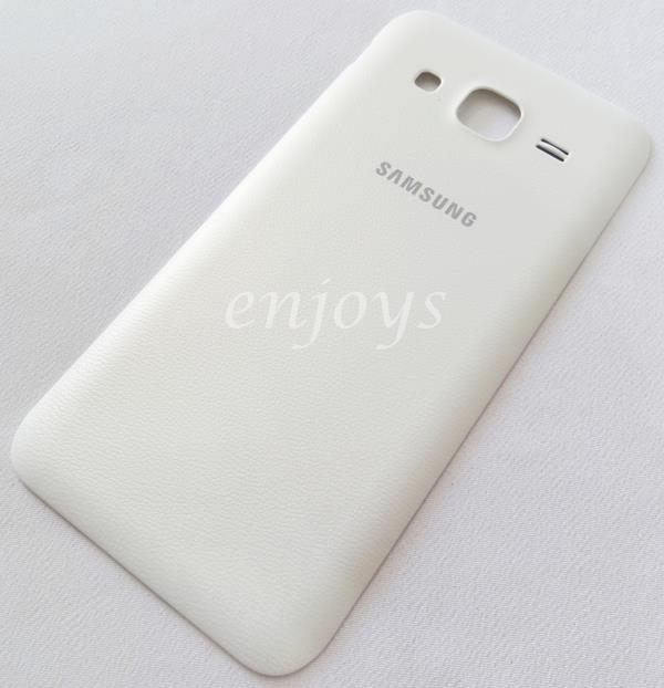 ORIGINAL HOUSING Back Battery Cover Samsung Galaxy J2 /J200F ~WHITE