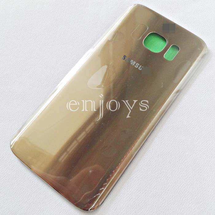 ORIGINAL HOUSING Battery Cover Samsung Galaxy S7 /G930F (5.1) ~GOLD