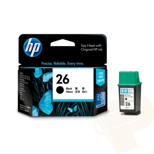 ORIGINAL HP Color 51626A 26BLK  AVAILABLE HERE!!!**FREE SHIPPING**