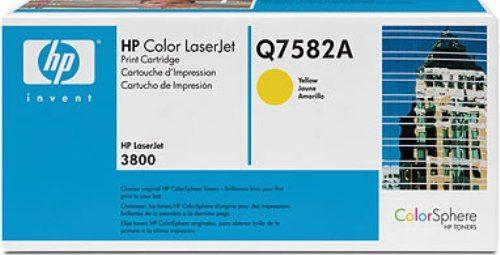 ORIGINAL HP Color Q7582A Yellow AVAILABLE HERE!!!**FREE SHIPPING**