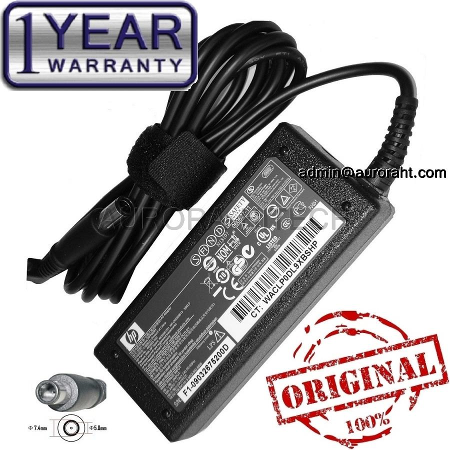 Original HP Notebook PC NC2400 NC4200 NC4400 NC6120 NC6230 AC Adapter