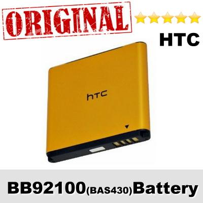 Original HTC Aria Battery Model BB92100 BAS430 Bateri 1Y WARRANTY
