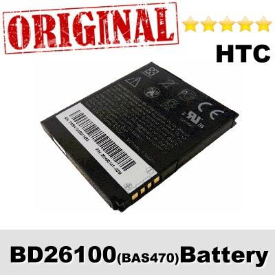 Original HTC Desire HD Battery Model BD26100 BAS470 Bateri 1Y WARRANTY