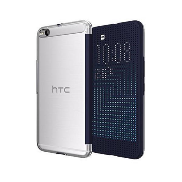 reputable site fc998 76974 ORIGINAL HTC One X9 Dot View Ice Case II Flip Cover HC M282 ~Ice BLUE