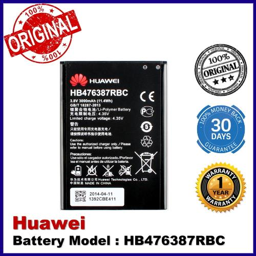 Original Huawei Ascend B199 / Honor 4 G750 Glory 4 HB476387RBC Battery
