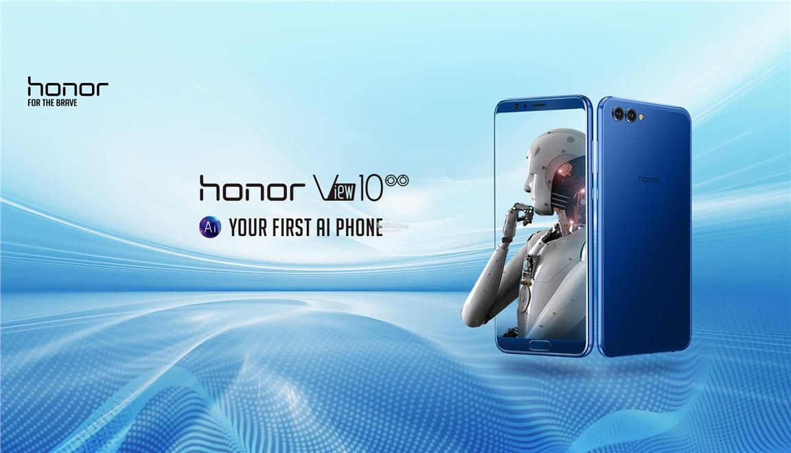 (ORIGINAL) Huawei Honor View 10 6GB RAM 128GB