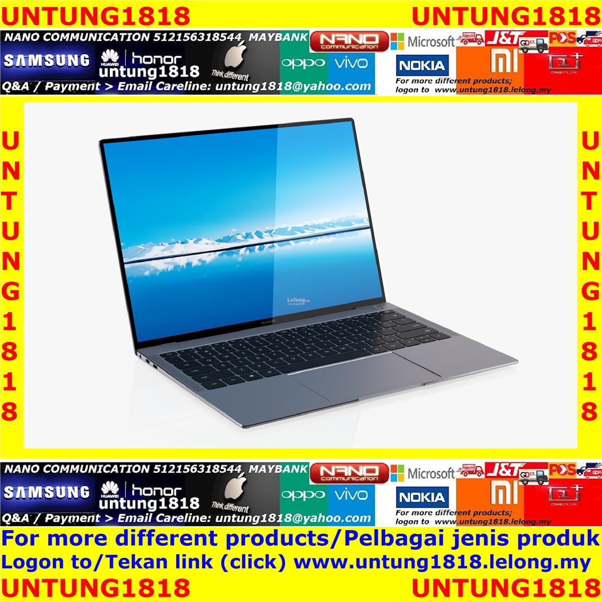 ORIGINAL__Huawei MateBook X Pro MateBook 13 MateBook D