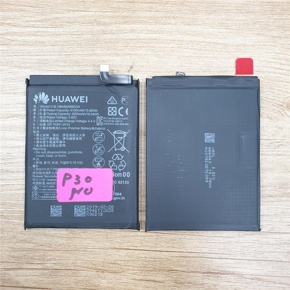 Original Huawei P30 Pro Battery (Extracted from Original Huawei Phone)