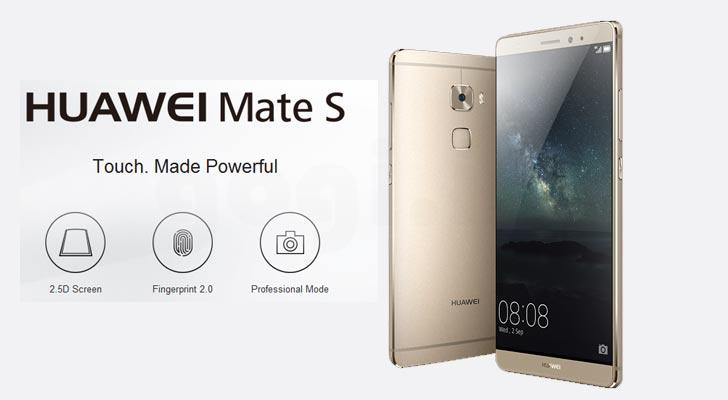 (ORIGINAL) HUAWEI WARRANTY Huawei MATE S 13MP 3RAM 64GB