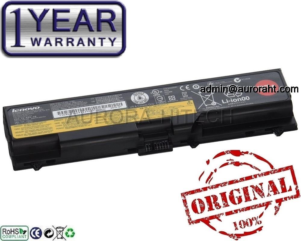 Original IBM Lenovo ThinkPad L420 L421 L510 L512 L520 SL410 Battery