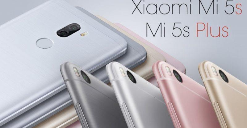 (Original Import) Xiaomi Mi5s Mi 5s / Mi5s plus Mi 5s plus Global Rom