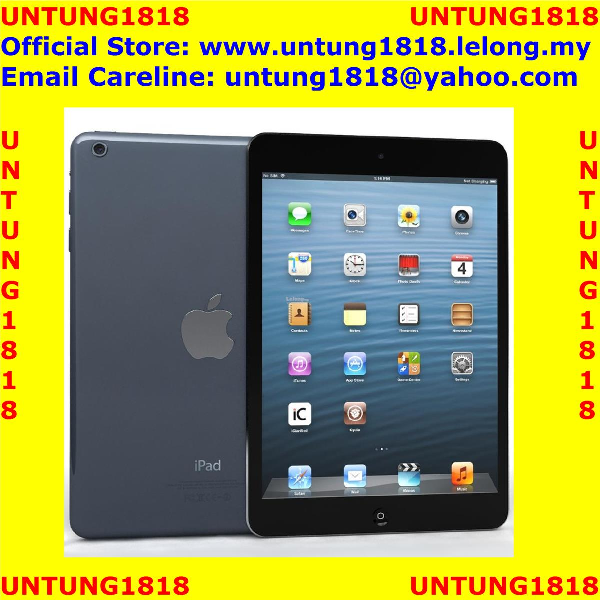 Original Imported..100% Apple.Apple iPad mini (sealed in box)
