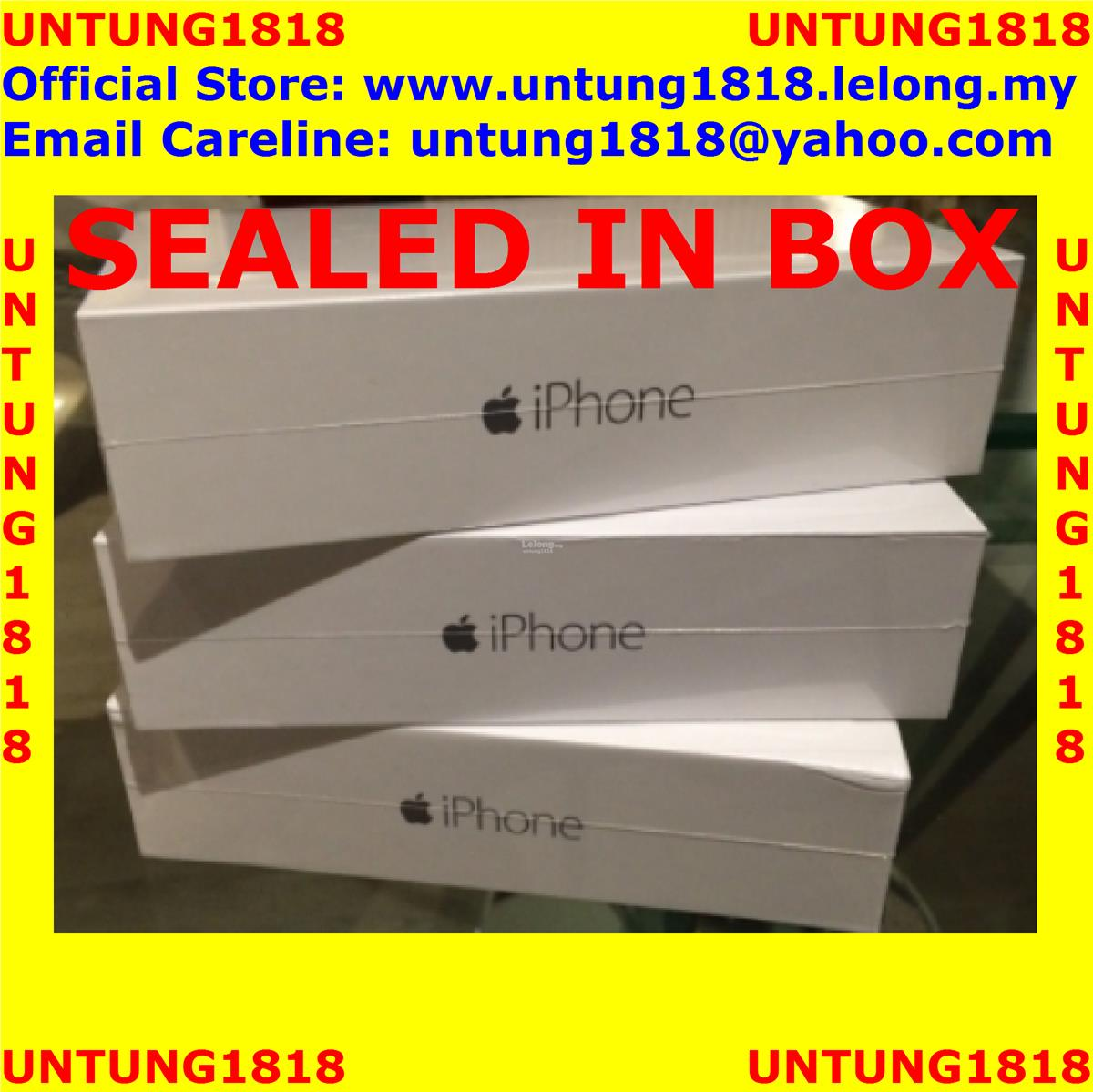 Original Imported..100% Apple.Apple iPhone 6 6 Plus 6+ (sealed in box)