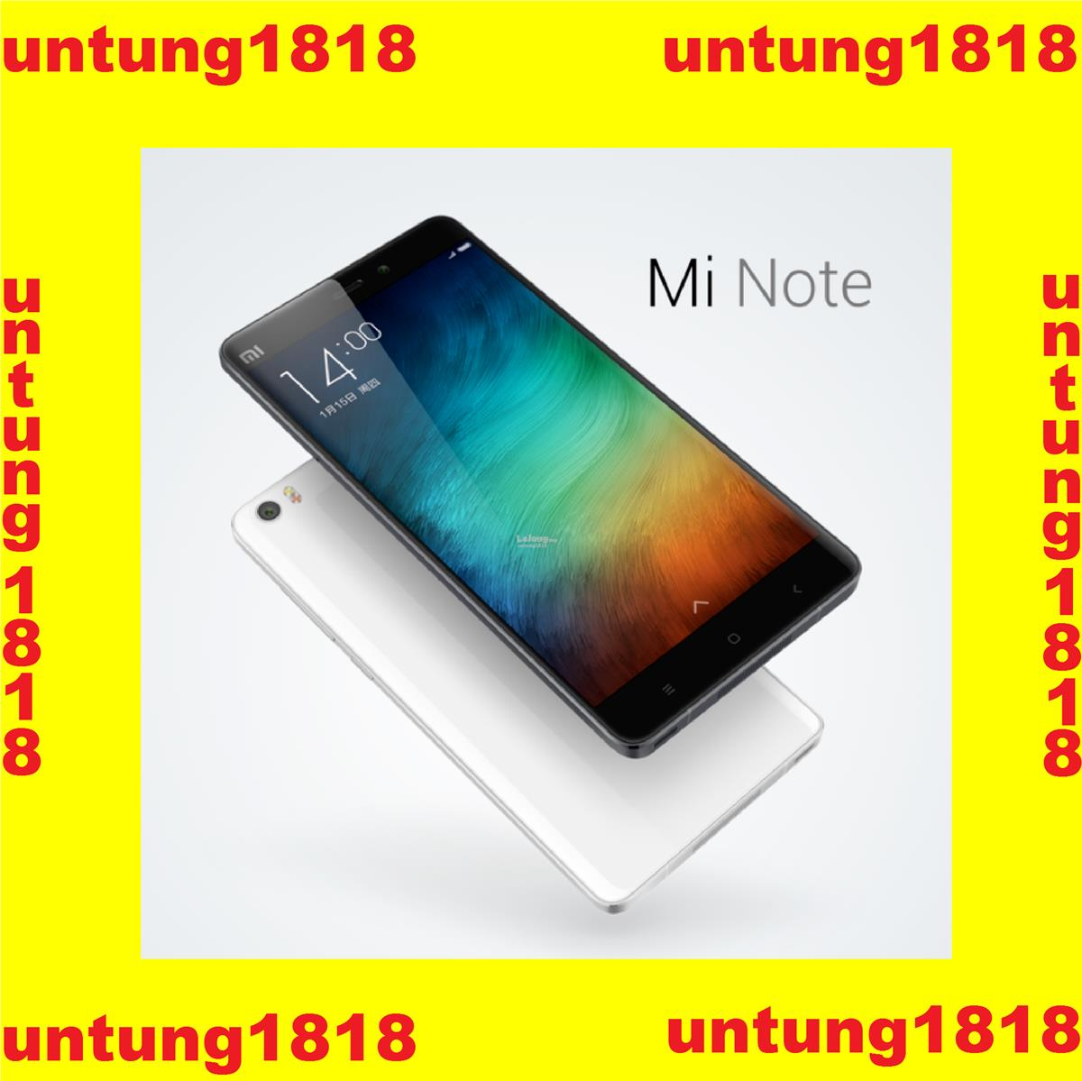 Original Imported...100% Xiaomi.Xiaomi Mi Note