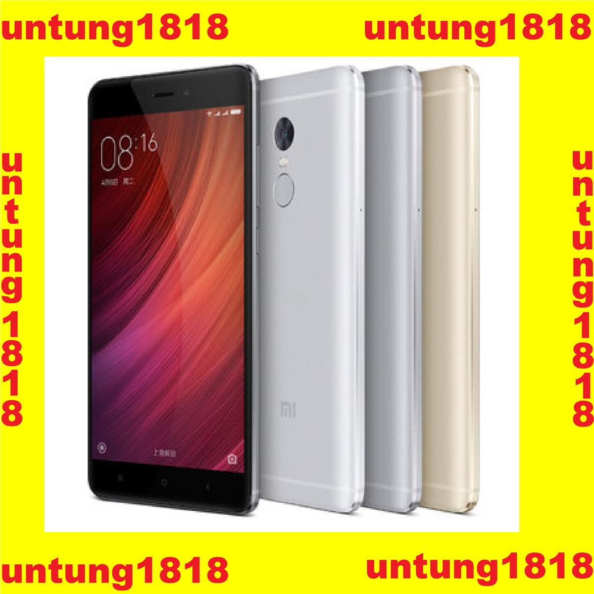 Original Imported.100% Xiaomi.Xiaomi Redmi Note 4 Redmi Note4