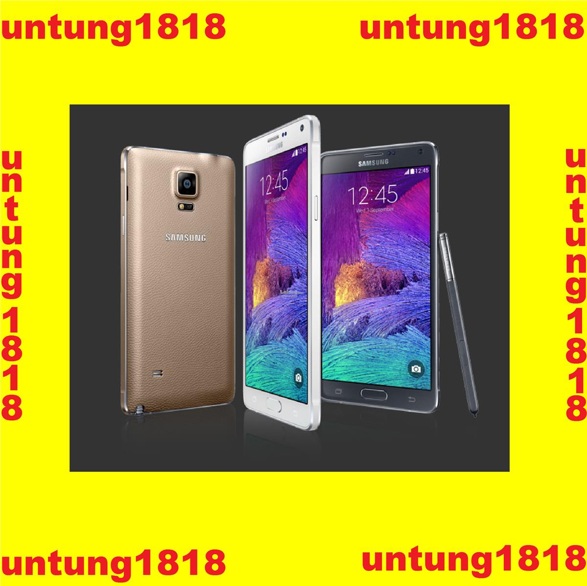 Original Imported.Brand Samsung....Samsung Galaxy Note4 Note 4 N910F