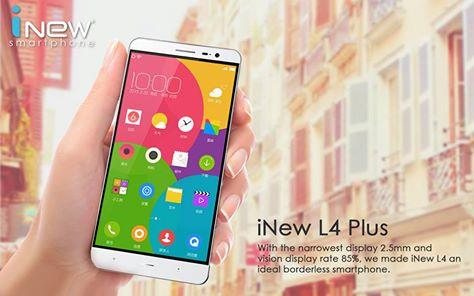 "(ORIGINAL) iNew L4+ L4 plus 2+16GB 13MP 5.5"" 5000mAh LTE"